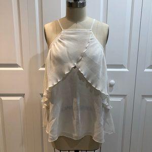 VENUS White Top Size S Brand New